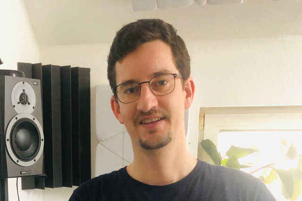 Hendrik Dingler freier Komponist, Sounddesigner und Tontechniker, Frankfurt am Main
