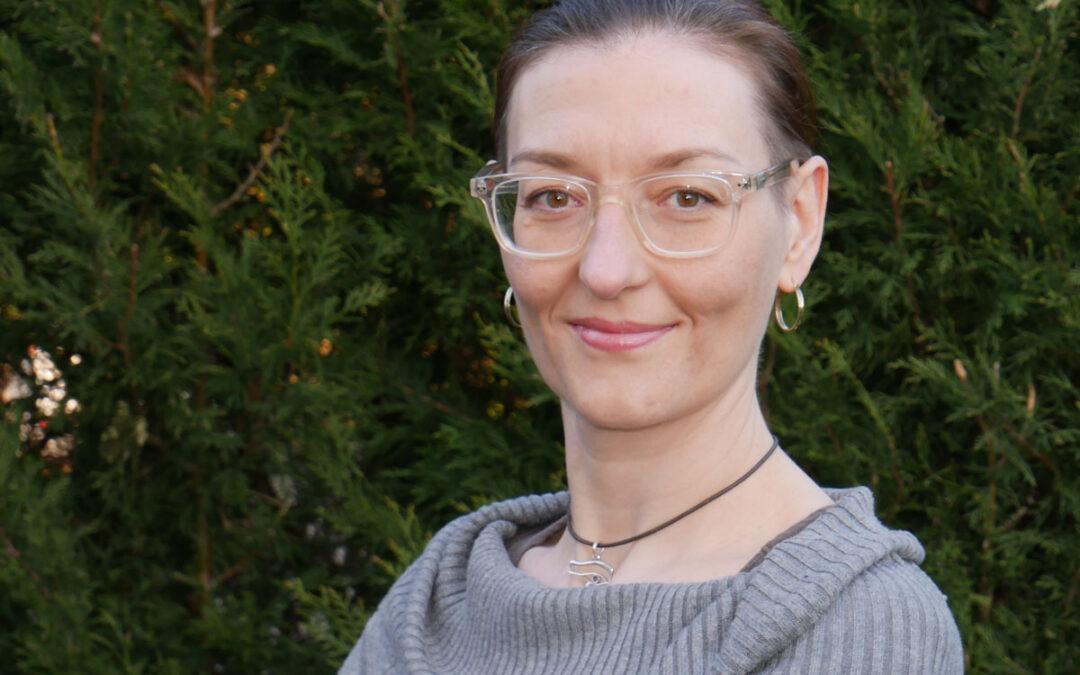 Kerstin König, Audiobiografin, Hamburg